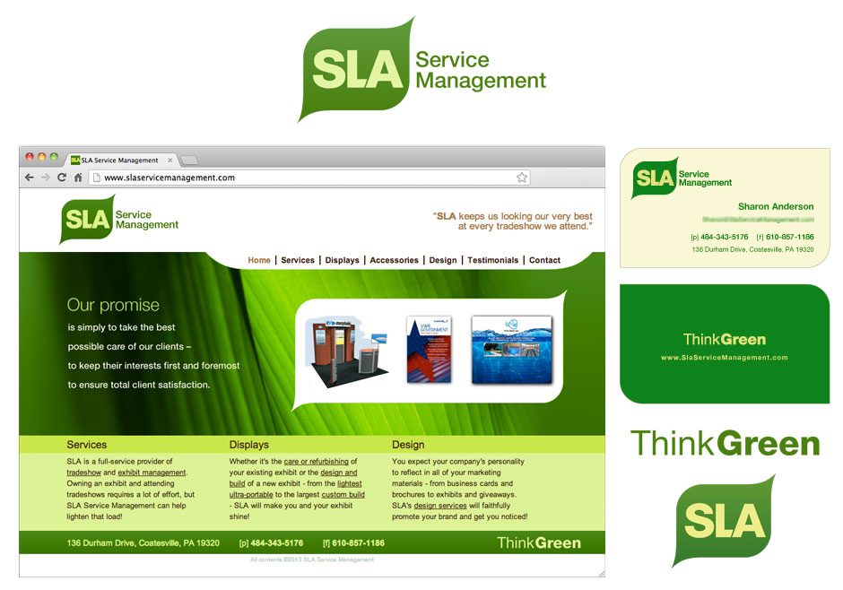 SLA Service Management project samples
